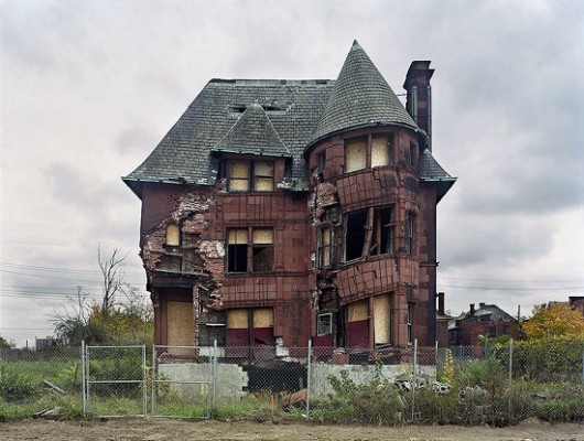 Detroit after decades of liberal rule